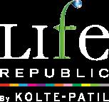 Life republic footer